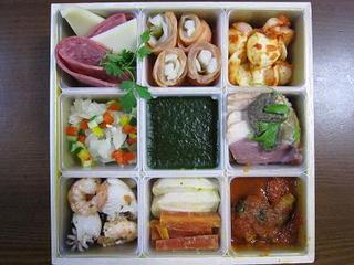 おせち料理 2010