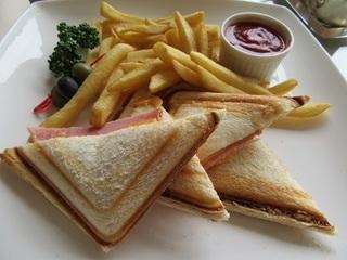 ホットサンドーザ・ブセナテラスー