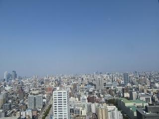 グランコート名古屋からの景色