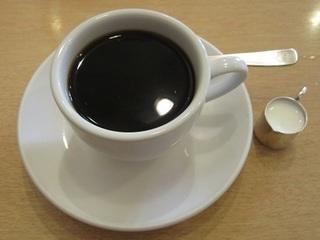 コンパルのコーヒー