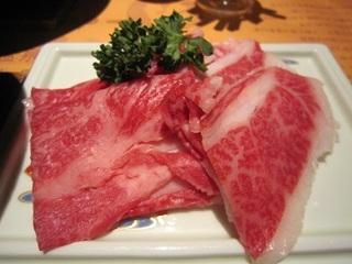 島根和牛しゃぶしゃぶ