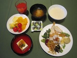 朝食ビュッフェ−白石家−