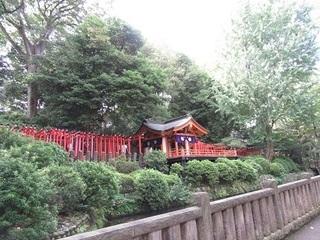 乙女稲荷−根津神社−