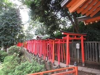 千本鳥居−根津神社−